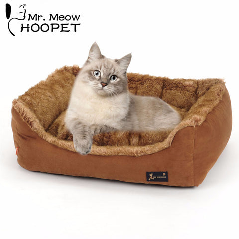 Warm Washable Cozy Cat Bed - Cats Love Life