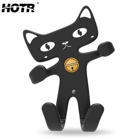 Universal Flexible Cat Car Air Vent Mount Phone Holder - Cats Love Life