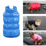 Various Color Winter Cat Jacket - Cats Love Life