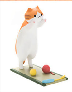 Cute Cartoon Cat Phone Holder Stand - Cats Love Life