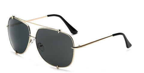 Oversized Pilot Sunglasses Designer Sunglasses