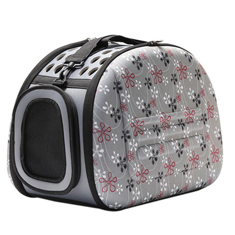 Folding Fashionable Cat Carrier