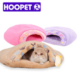 Warm Soft Cat Sleeping Bag Bed - Cats Love Life