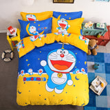 Children's Cartoon Hello Kitty Bedding Set