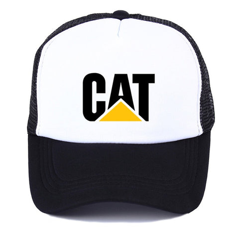 CAT Logo Truck Driver Hat