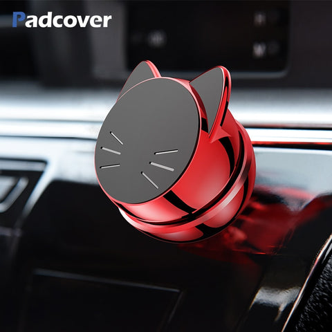 Lucky Cat 360 Degree Magnetic Mobile Phone Holder Stand