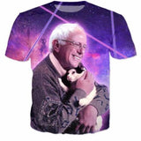 Bernie Loves Kitty Cat And Other Fun T-Shirts