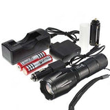 1000 Lumen Flashlight and Kit