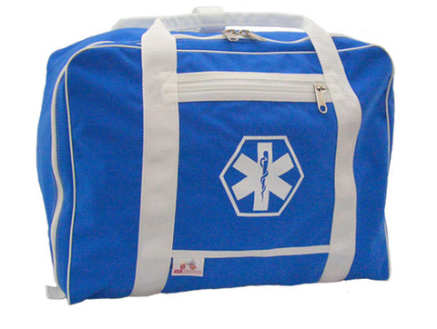Blue Gear Bag with Star of Life