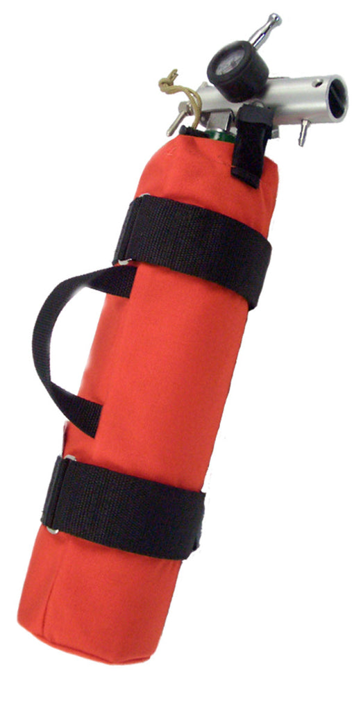 "Oxygen ""D"" Cylinder Sleeve (No pocket)"