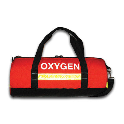Oxygen Duffle Kit Orange (with supplies)