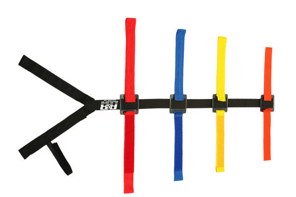 "Board Harness w/Traditional Velcro - 40"" Girth"