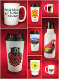 "Custom ""Make Your Own"" Drinkware"