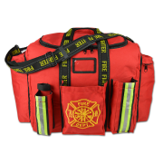 Lightning X Premium Rigid Padded Step-In Turnout Gear Bag w/ Reinforced Bottom