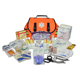 Lightning X Small First Responder Trauma Bag with Basic Fill Kit