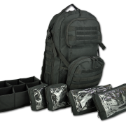 Lightning X Premium Tactical Medic Backpack w/ Modular Pouches