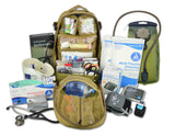Lightning X Modular Tactical Medic Backpack + Hydration with Premium Fill Kit