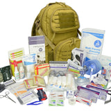 Lightning X Modular Tactical Medic Backpack with Medic Fill Kit