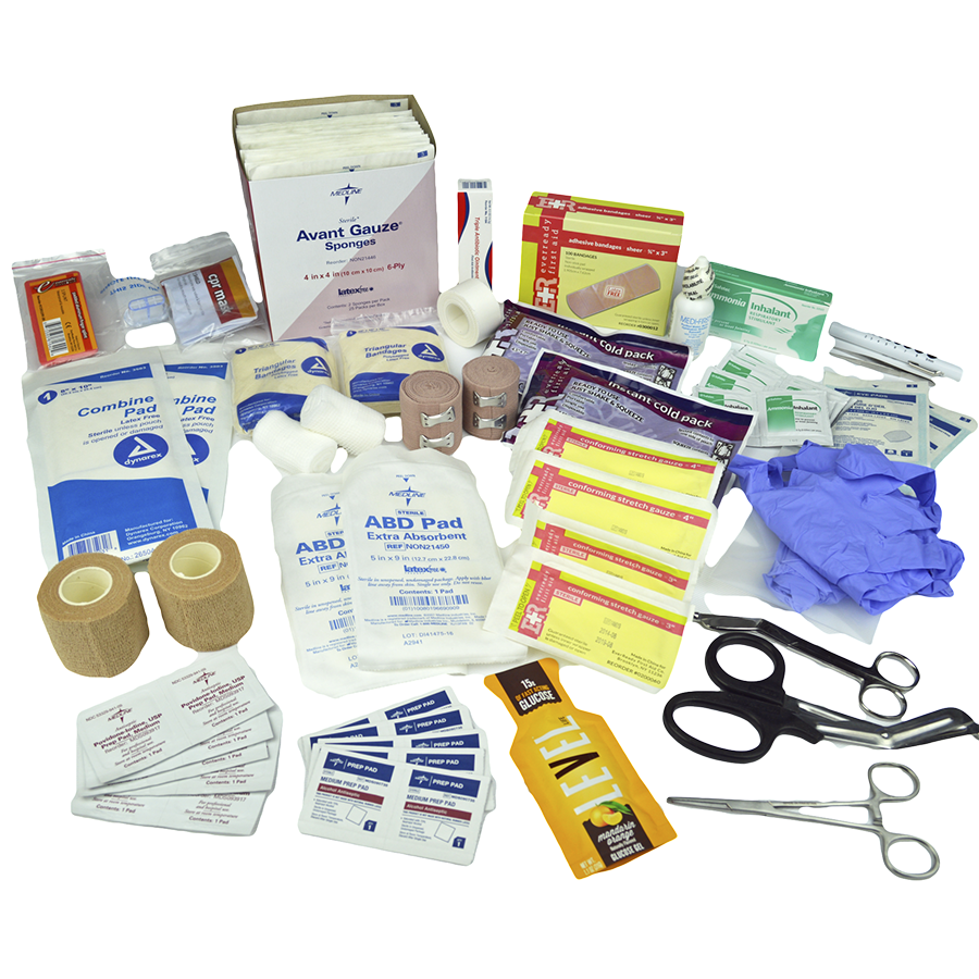 Lightning X Basic Medical Fill Kit - LXSMK-A