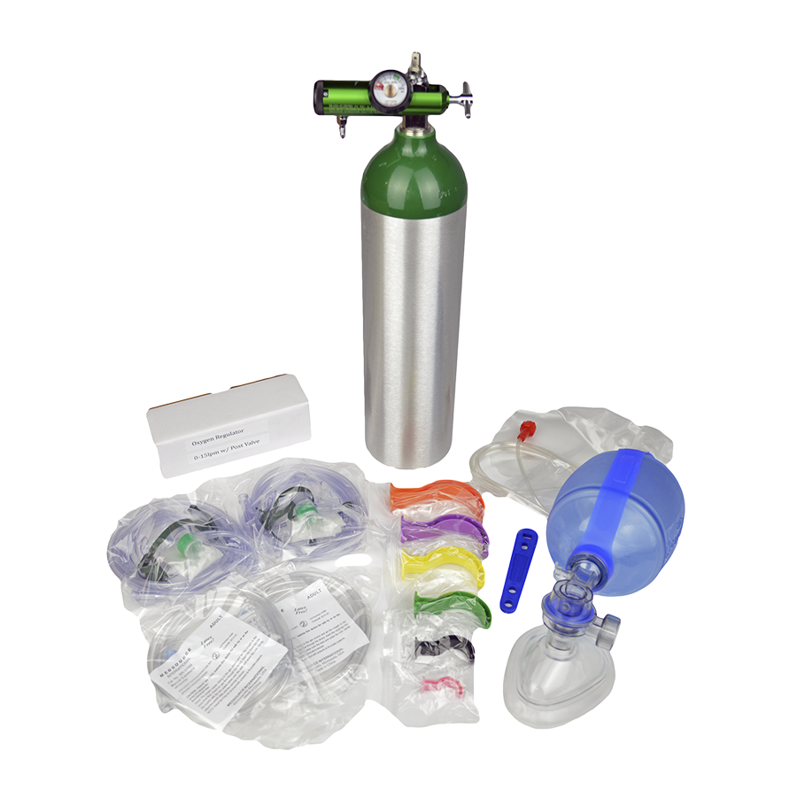 Lightning X Oxygen Supplies Fill Kit - LXSMK-E