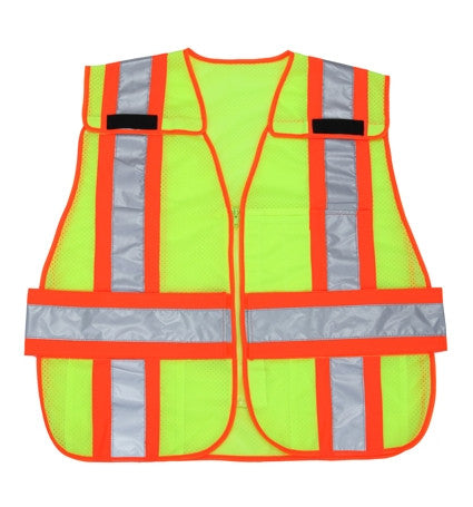 Imported ANSI Safety Vest (5 Point Breakaway)