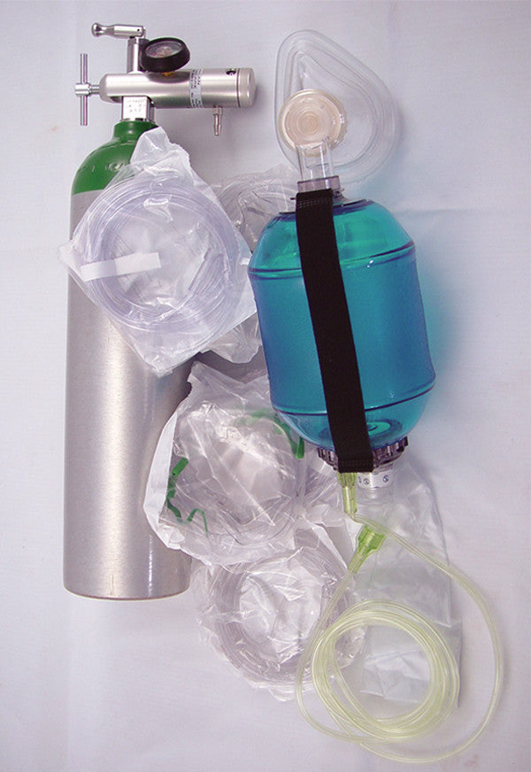 Oxygen Set-Up Kit