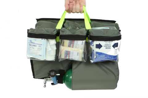 """Z"" Pak Trauma Bag Supply Insert"