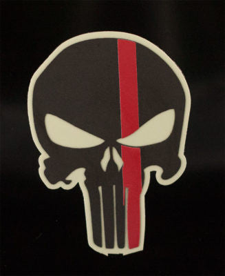 IdentiFire® Gen 2 Thin Red Line American Bad Ass (Free Shipping!)