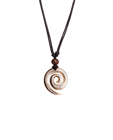 Mother of Pearl Koru