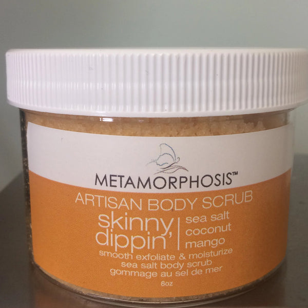SKINNY DIPPIN' WITH COCONUT WITH MANGO SCRUB