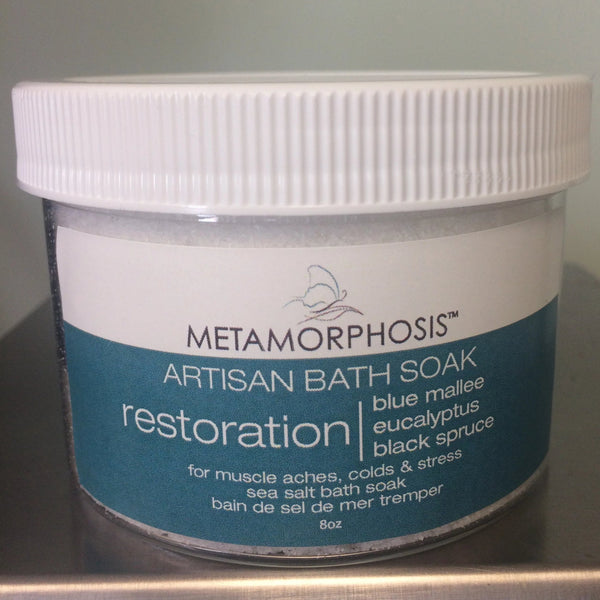 RESTORATION MINERAL BATH SALT