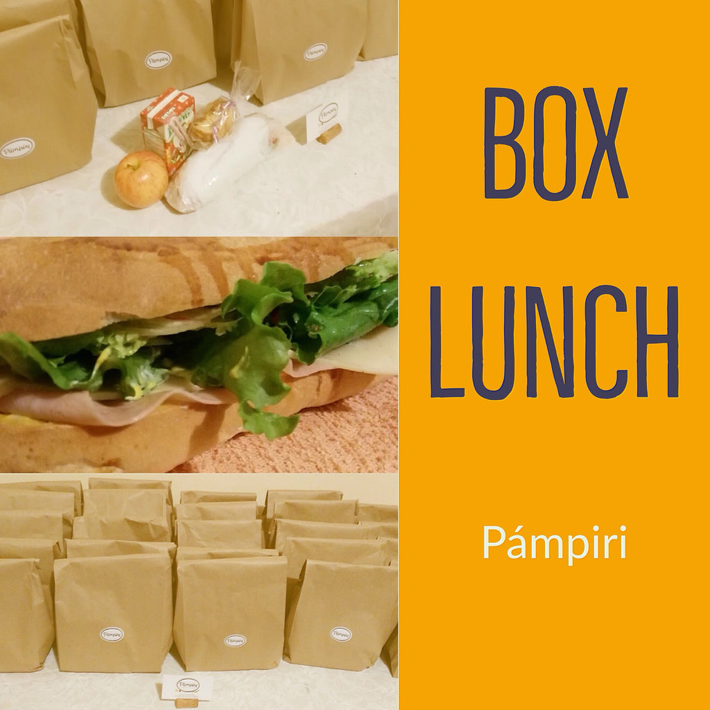 Box Lunch Pámpiri