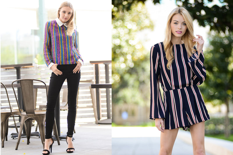 MIX IT UP: Stripe and..?