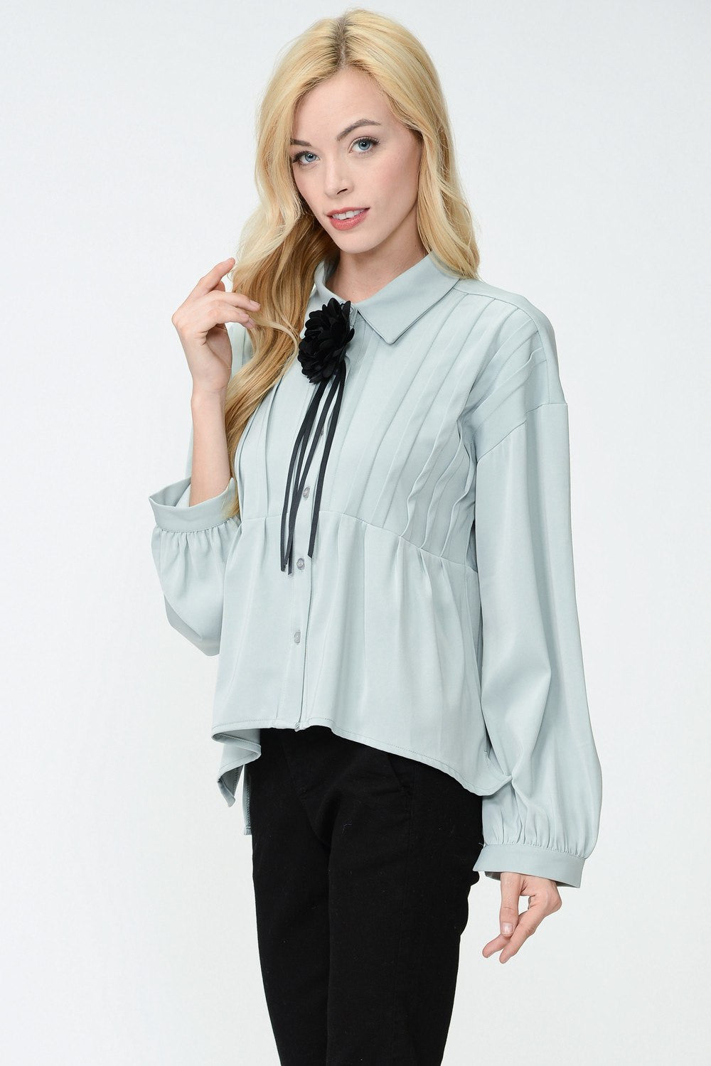 Mint Condition Blouse by Sister Jane