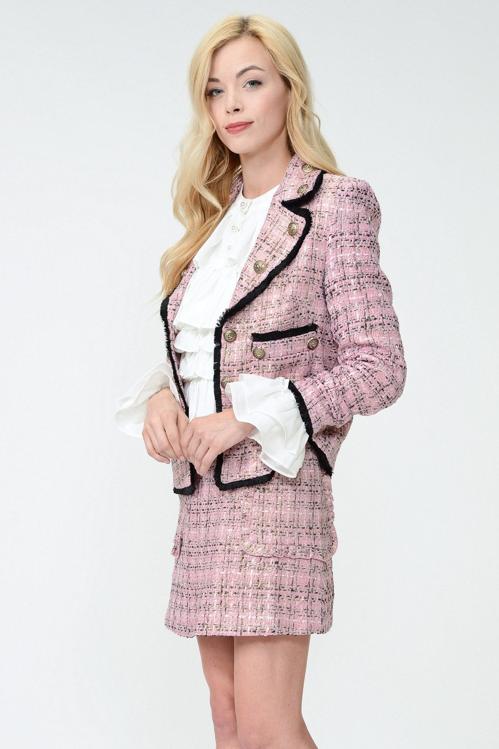 Horowitz Tweed Jacket by Sister Jane