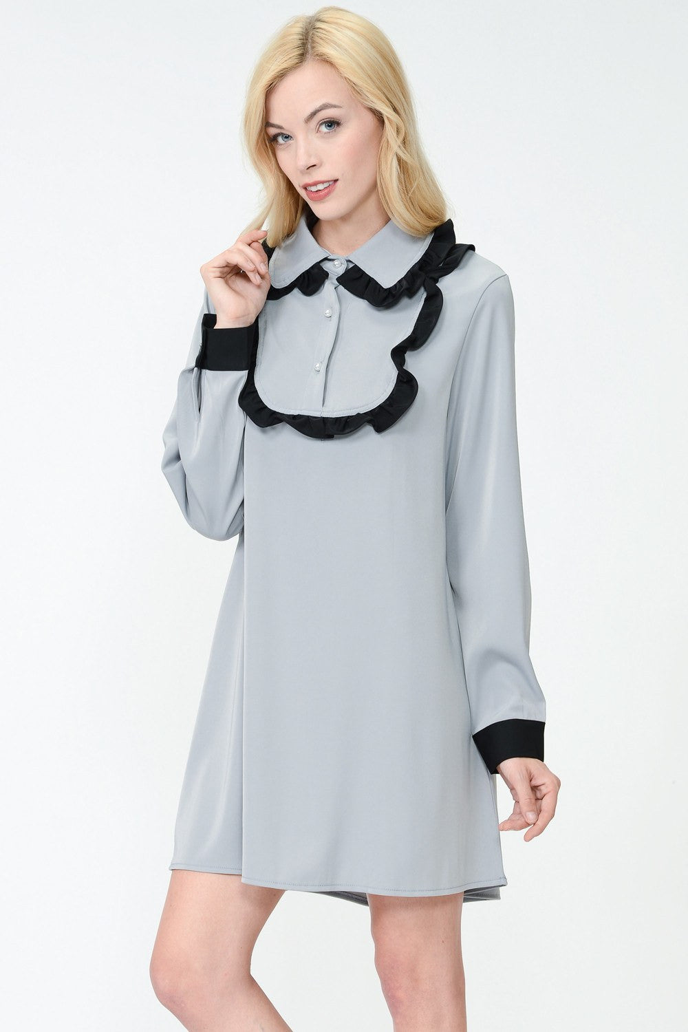 Rule the School Bib Dress by Sister Jane