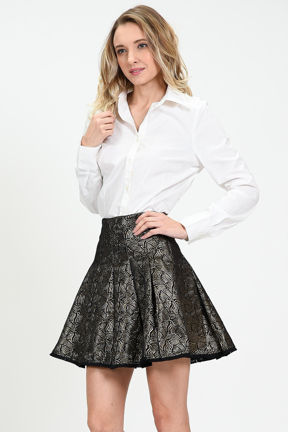 Strange Magic Amy Skirt By Sister Jane
