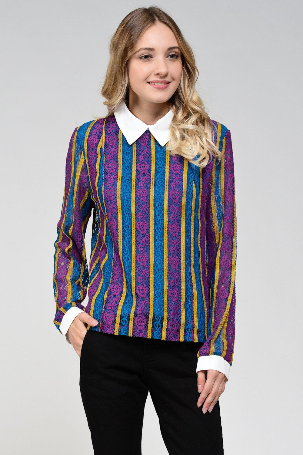 Radlands Oyster Blouse by Sister Jane