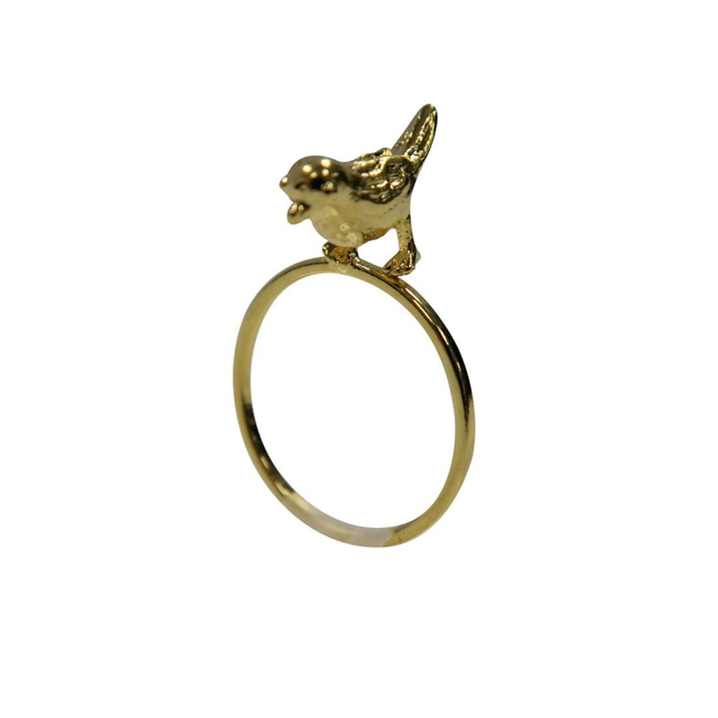 Bird on Ring