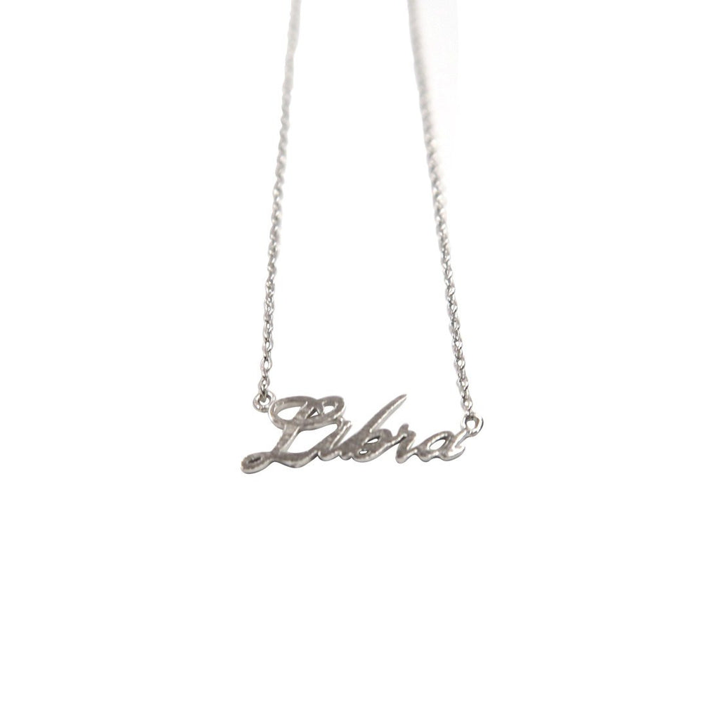12 Zodiac Necklace
