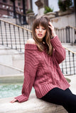 OTS Cable Sweater
