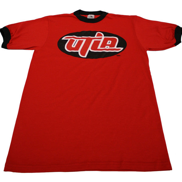 Unisex UTLA Red Superhero Tee