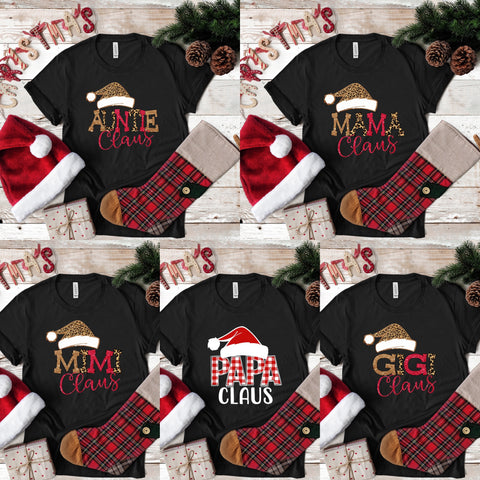 ____ Claus Shirt - J and D Gifts