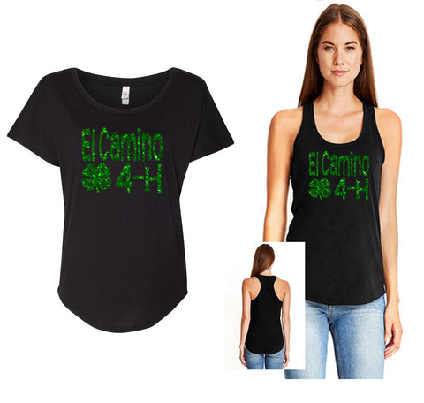 4H Women's Tops - J and D Gifts