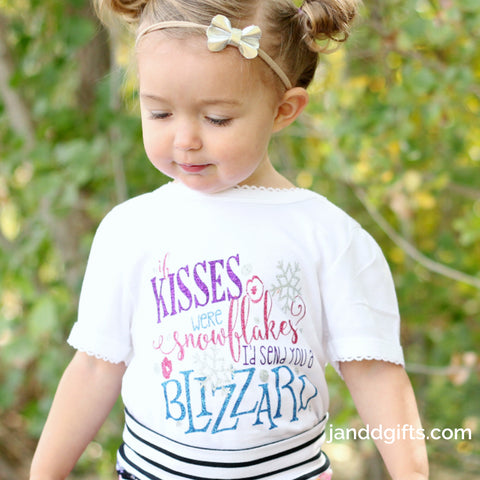 If Kisses were...- Choose your top! - J and D Gifts