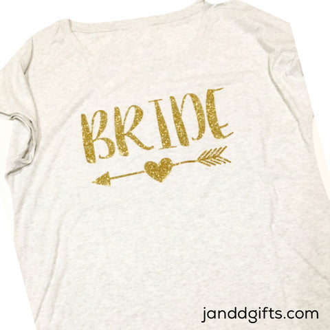 Bride: You Choose Your Top! - J and D Gifts
