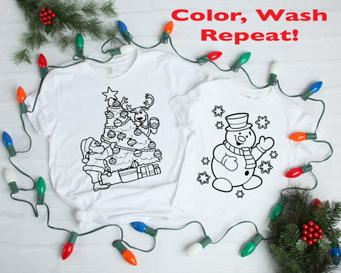 Color ME Shirts - J and D Gifts