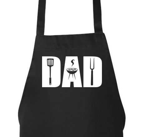 Dad's BBQ Apron - J and D Gifts