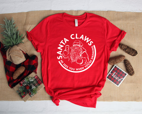 Santa Claws - J and D Gifts