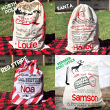 Santa Sacks - J and D Gifts